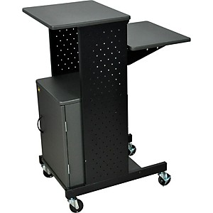 H--Wilson-Adjustable-Height-Presentation-Station-with-Locking-Cabinet-Standard
