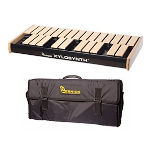 Wernick-MkVI-Blonde-Birch-Xylosynth-w-LED-Display-and-Soft-Bag-2-Octave