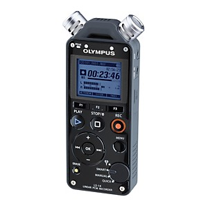 Olympus-LS-14-Linear-PCM-Recorder-Black