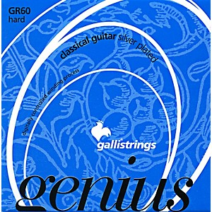 Galli-Strings-GR60-C-GENIUS-Coated-Silverplated-Hard-Tension-Classical-Acoustic-Guitar-Strings-Standard