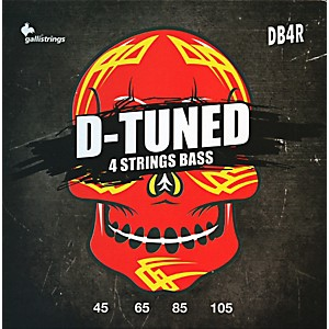 Galli-Strings-DB4R-D-TUNED-Bass-Strings-45-105-Standard