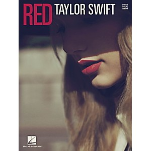 Hal-Leonard-Taylor-Swift---Red-for-PVG--Piano--Vocal--Guitar--Standard