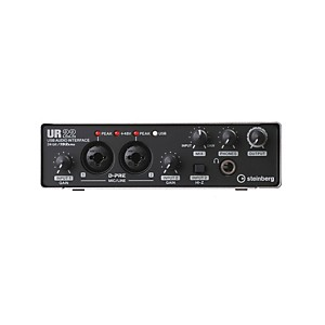 Steinberg-UR22-USB2-0-Audio-Interface-Standard
