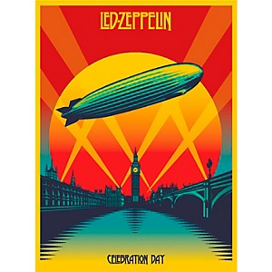 WEA-Led-Zeppelin-Celebration-Day--Deluxe-2-CD-Set-with-Blu-Ray---DVD--Standard