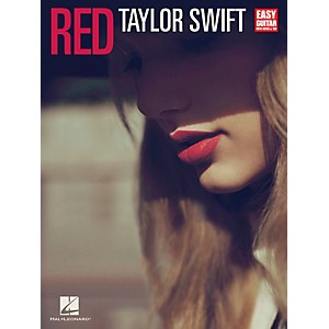 Hal-Leonard-Taylor-Swift---Red-for-Easy-Guitar-Tab-Standard