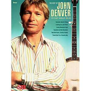 Cherry-Lane-Best-Of-John-Denver---20-Easy-Banjo-Solos-Standard