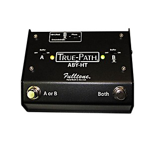 Fulltone-Custom-Shop-True-Path-Hard-Touch-ABY-Switching-Box-Standard
