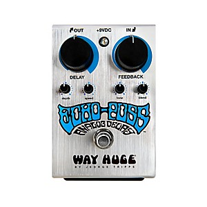 Way-Huge-Electronics-Echo-Puss-Standard-Delay-Guitar-Effects-Pedal-Standard