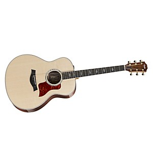 Taylor-816e-Rosewood-Spruce-Grand-Symphony-Acoustic-Electric-Guitar-Natural