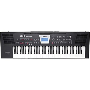 Roland-BK-3-Backing-Keyboard-Black