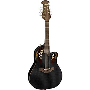 Ovation-Adamas-Limited-Edition-Acoustic-Electric-Mandolin-Carbon-Fiber