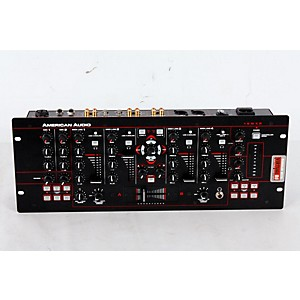 American-Audio-19MXR-4-Channel-MIDILOG-DJ-Mixer-Regular-888365174723