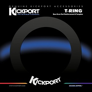 Kickport-T-Ring-Bass-Drum-Template-Reinforcement-Ring-Black