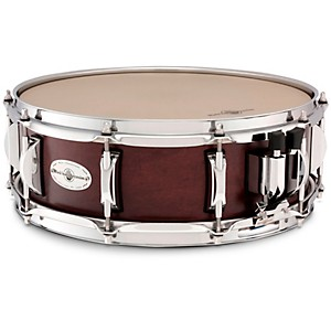 Black-Swamp-Percussion-Concert-Maple-Shell-Snare-Drum-Cherry-Rosewood-5-x-14-Inch