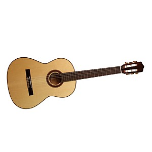 Kremona-Rosa-Bella-Flamenco-Style-Nylon-Guitar-Natural