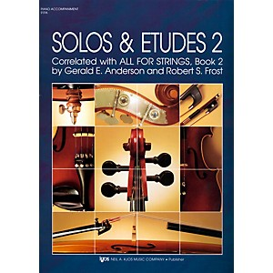 KJOS-Solos-And-Etudes-BOOK-2-PIANO-ACCOMP-Standard