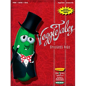 Word-Music-VeggieTales--Greatest-Hits-for-Piano-Vocal-Guitar-Standard