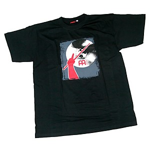 Meinl-Red-Arm---Cymbal-T-Shirt-Red-Black-Small