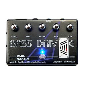 Carl-Martin-Bass-Drive-Tube-Pre-Amp-Bass-Effects-Pedal-Standard