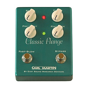 Carl-Martin-Classic-Flange-Version-II-Guitar-Effects-Pedal-Standard