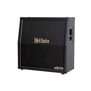 Schecter-Guitar-Research-SYN412-SL-Hellwin-USA-4x12-Slant-Guitar-Speaker-Cabinet-Black