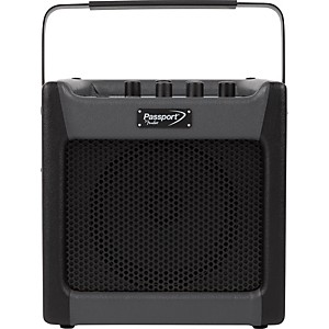 Fender-Passport-Mini-7W-1x8-Battery-Powered-Acoustic-Guitar-Combo-with-Effects-Black