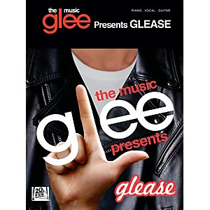 Hal-Leonard-Glee--The-Music-Presents-Glease--Grease--for-Piano-Vocal-Vocal-PVG-Standard