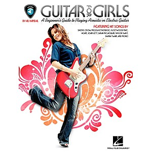 Hal-Leonard-Guitar-For-Girls-Method---A-Beginner-s-Guide-to-Playing-Acoustic-or-Electric-Guitar-Book-CD-Standard