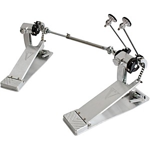 Trick-Drums-Pro-1-V-Short-Board-Chain-Drive-Double-Bass-Drum-Pedal-Standard