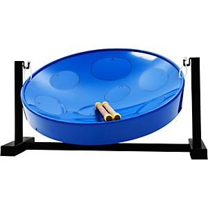 Panyard-Jumbie-Jam-Table-Top-Steel-Drum-Kit-Blue