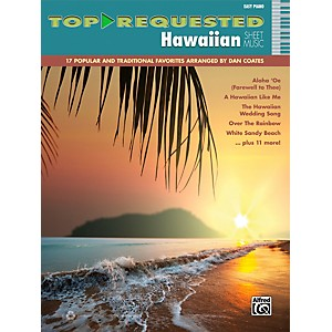 Alfred-Top-Requested-Hawaiian-Sheet-Music-Easy-Piano-Standard