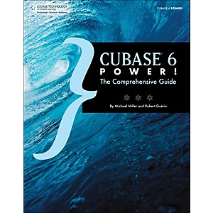 Cengage-Learning-Cubase-6-Power-The-Comprehensive-Guide-Standard
