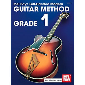 Mel-Bay-Left-Handed-Modern-Guitar-Method-Grade-1-Standard