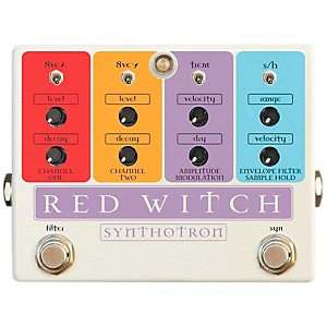 Red-Witch-Synthotron-Guitar-Effects-Pedal-Standard