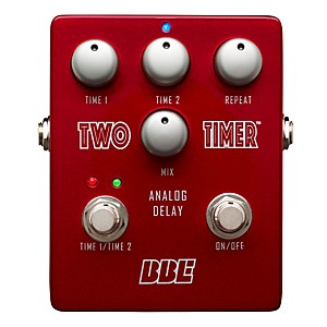 BBE-Two-Timer-Analog-Delay-Guitar-Effects-Pedal-Standard