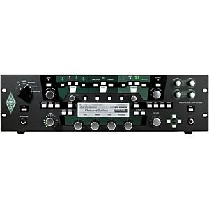 Kemper-Profiler-PowerRack-600W-Class-D-Profiling-Guitar-Amp-Black