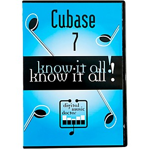 Digital-Music-Doctor-Cubase-7-Know-It-All--Video-Tutorial-Standard