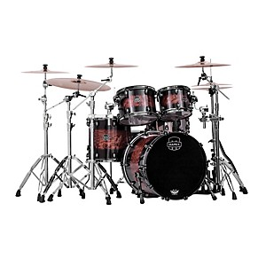 Mapex-Saturn-IV-MH-4-Piece-Exotic-Jazz-Shell-Pack-Transparent-Ash-Burl-Burst