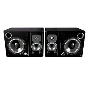 Trident-Audio-HG3-3-Way-Active-Studio-Monitors-with-Adjustable-Mid-High-Section-Standard