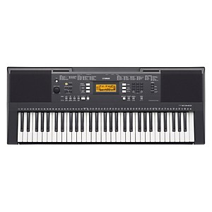 Yamaha-PSRE343-61-Key-Portable-Keyboard-Standard