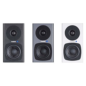 Fostex-PM0-3-3--Studio-Monitors--Pair--Black