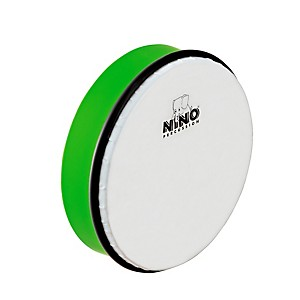 Nino-8--ABS-Hand-Drum-Grass-Green-8-Inch