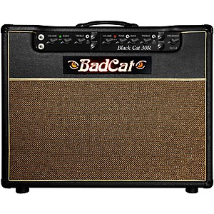 Bad-Cat-Black-Cat-R-30W-1x12-Tube-Guitar-Combo-Amp-Black
