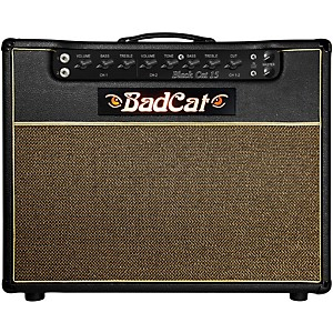 Bad-Cat-Black-Cat-15-15W-1x12-Tube-Guitar-Combo-Amp-Black