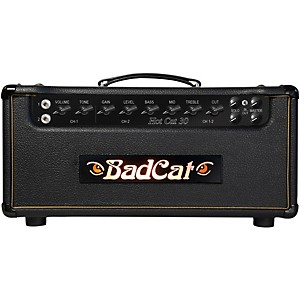 Bad-Cat-Hot-Cat-30-R-30W-Guitar-Tube-Head-Black