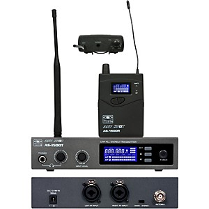 Galaxy-Audio-AS-1500-Personal-Wireless-System-Channel-L
