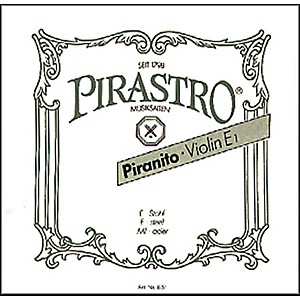 Pirastro-Piranito-Series-Violin-E-String-1-16-1-32-Ball-End