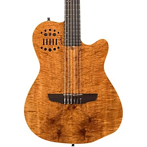 Godin-ACS-SA-KOA-Nylon-Acoustic-Electric-Guitar-Koa
