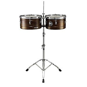 Meinl-Marathon-Timbales-Antique-Finish-Matte-14---15-Inch