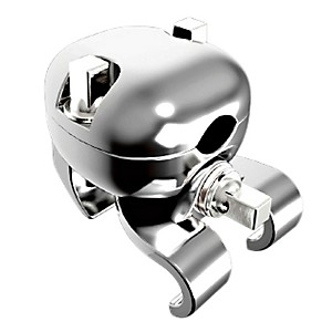 Gibraltar-R-Class-Universal-Hoop-Clamp-Chrome